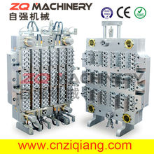72 Cavities PET Preform Mold with Hot Runner System for variety electric motor decorative column mold
