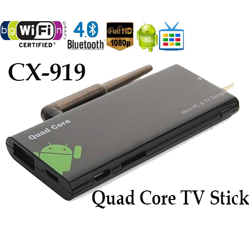 Store android tv stick quad core 2gb ram Engg great