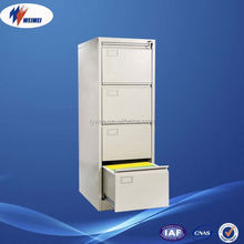 metal kd steel four drawer luxury filing cabinet