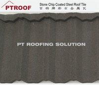 sheet metal roofing shingles