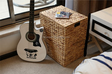 2015 wide plastic rattan storage box