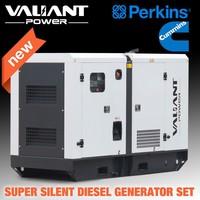 Factory directly sale 50 kva generator fuel consumption