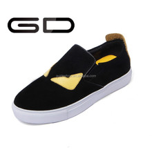2015 NEW style platform shoes Convenience slip-on sneakers for teenagers