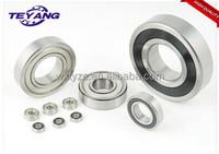 Deep groove ball bearing 6203, 6203 2RS, 6203 ZZ