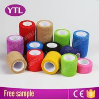 Durable new products 2015 strong adhesive cohesive bandage