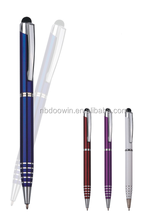 High quality metal touch stylus ball pen for promotion gift