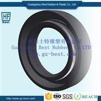 Epdm Pond Liner Sbr Rubber Kinds Of GuangZhou Rubber Valve Seat / Butterfly Valve Seat