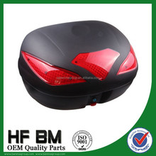 Prevention of Thievery Motorcycle Top Box Back Boxes with Big Volume