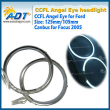 Hot selling CCFL angel eyes headlight halo ring DRL for BMW E46 NP