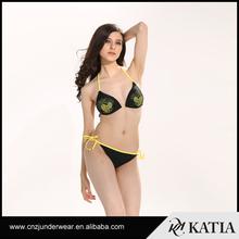 2014 Hot sale wholesale women brief underwear sexy bra