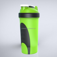 Custom 600ML Plastic Shaker Bottle, BPA free Blender Joyshaker Bottle
