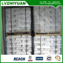 Alta pureza magnésio lingote 99.95%