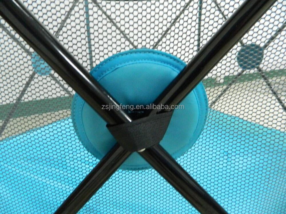 Intérieure et Extérieure Pop Up Parc Portable jouer cour Bleu