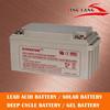 sealed agm lead acid battery 12v 65ah for emergency lighting