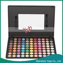 88 Colors Best Eyeshadow Palette 2012