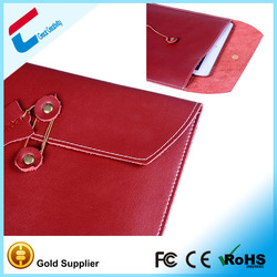For ipad macbook Genuine leather case