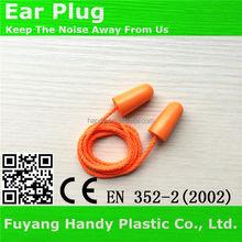 Protective ear plugs