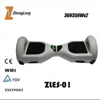 promotion self balancing scooter 2 Wheel 6.5inch Smart Hover Board Child Scooter Electric Self Balance Scooter