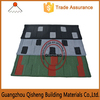 2015 HOT High Grade Low Life Cycle Design Zinc-aluminium Flat Roofing Tile