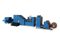 ZD-F320 Automatic Square Bottom Brown Paper Bag Making Machine