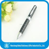 Fashion design metal material pencil bulk metal cap mechanical pencil