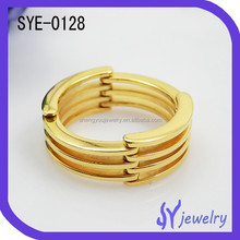 Special cheap wholesale 316l men stainless steel ring