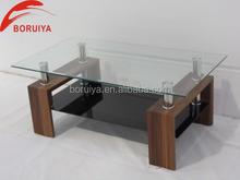 modern tea table design glass coffe table cheap