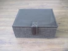 Medium Brown Storage Box
