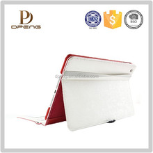 Perfect protective cover leather case with keyboard for ipad 3/4