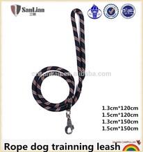 venta al por mayor baratos cuerda del perro trainning con correa
