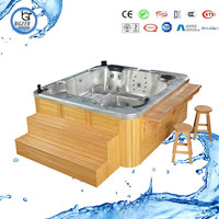 factory price hot tub, outdoor spa pool sexy masage spa and massage hot tub BG-8808
