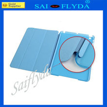 Hot sale For ipad mini smart case cover front case and back case