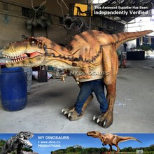 N-W-Y-436-My Dino-colorful life size adult professional dinosaur costume