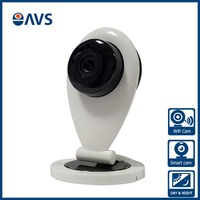 2015 Popular Smart Home IP Security CCTV Camera with Wifi Function for Sales Promotion