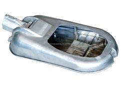 Ningbo professional factory supply oem die cast aluminium alloy street light body