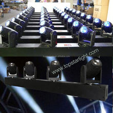 mini led light 4*10w Aura Moving Head /stage light
