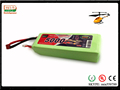 5000 mah. 6s hélicoptère rc batterie lipo packs