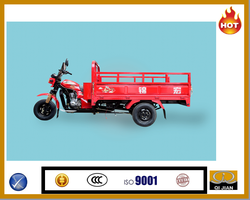 Popular 3 wheel cargo tricycle 250cc used pedicabs for sale with Dumper