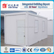 High Quality Easy Assembly prefabricated container house