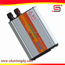 good quantity 300W/1000W DC-AC solar power inverter with battery charger