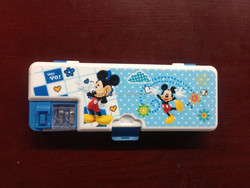 Europe and America Hot Selling New Design Plastic Pencil Box
