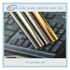 steel pipe st52-3 black tube/ carbon steel / high precision steel tube quality products china manufacturer