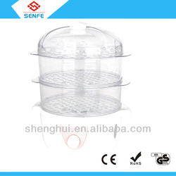 hot electric portable food steamer