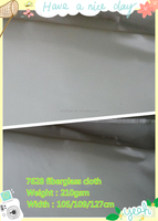 7628 Fiberglass Cloth 1095 c+c treated with Z6224
