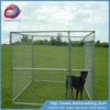 cheap price galvanized dog kennels cages / stainless steel lowes dog house