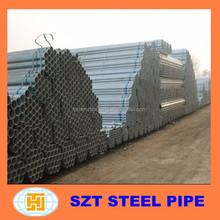 tianjin galvanized steel pipe/tube 8 free/tube8 chinese