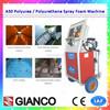 2015 New Design Waterproof Roof Polyurea Spray Coating Machine
