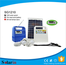 Excellent quality solar system generator 10w 17.5v
