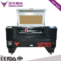 HQ1390 New style co2 150W portable laser cutting for metal cutting