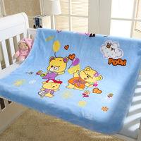 Coral Fleece Blanket for babies wholesale